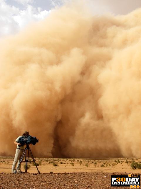 دانلود مستند سال طوفان های شدید National Geographic - Year Of The Storm