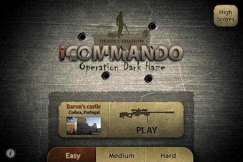 بازی موبایل مبارزه ای و جنگی ICommando Lite 1.10 – آندروید