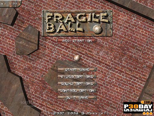 دانلود بازی زیبای Fragile Ball v1.09