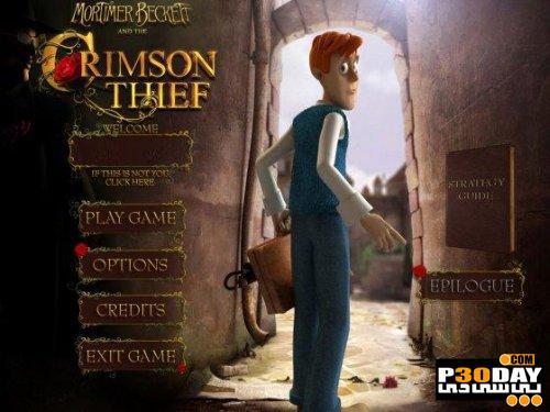 بازی Mortimer Beckett (4) And The Crimson Thief Premium Edition Final