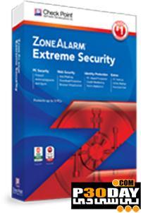 دانلود بسته امنیتی معروف ZoneAlarm Extreme Security 2012 v10
