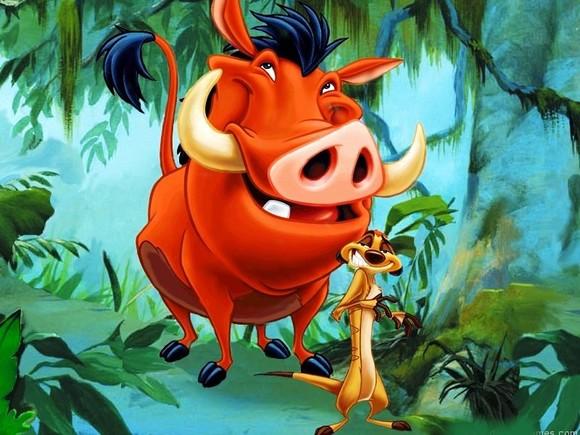 دانلود سری اول مجموعه کارتونی Timon & Pumba - تیمون و پومبا ( 10 قسمت )