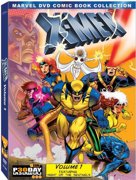 دانلود کارتون زیبای X-Men فصل اول بصورت کامل ( 13 قسمت )