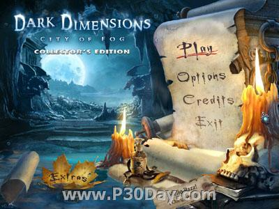 کشف اشیا گم شده در Dark Dimensions: City of Fog Collector's Edition v2