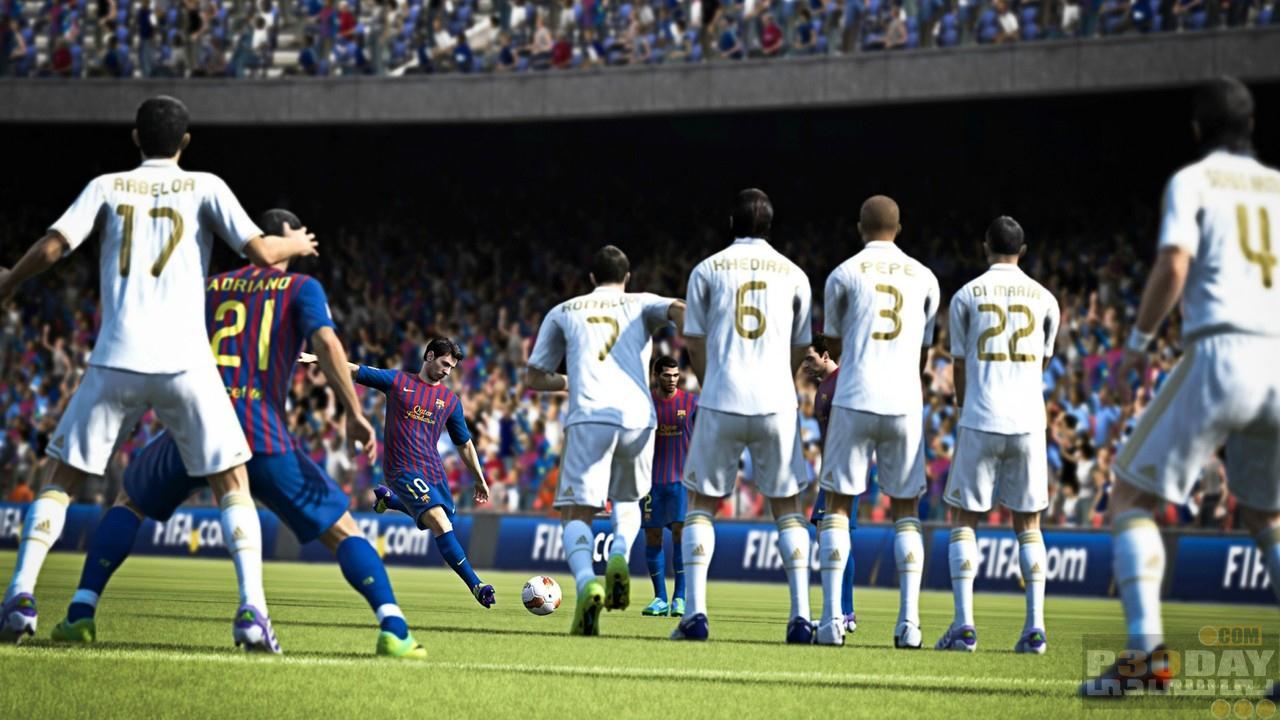 دانلود نسخه نهایی بازی فیفا 13 - Fifa 13 + کرک