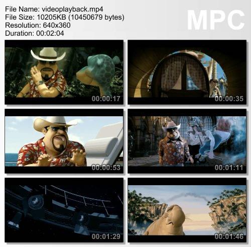 دانلود انیمیشن Impy's Wonderland 2008