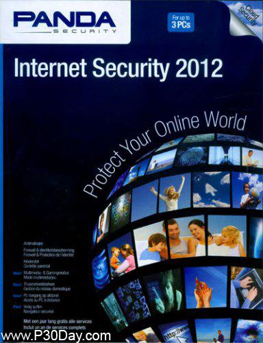 بسته امنیتی قدرتمند اینترنت Panda Internet Security 2012 17.00.00 Final