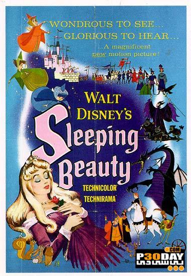 دانلود کارتون خاطره انگیز زیبای خفته Sleeping Beauty 1959