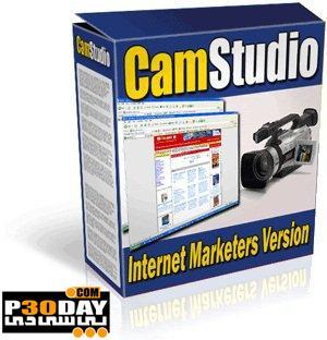 برنامه فیلم برداری حرفه ای از صفحه نمایش CamStudio 2.0 Final