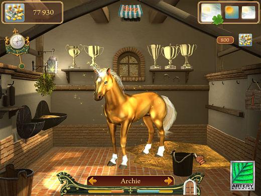 راز سحرآمیز کریستال ها در بازی Secret of the Magic Crystals v1.0