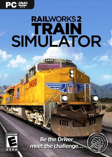 بازی زیبای قطار RailWorks 2: Train Simulator v.1.14.0b