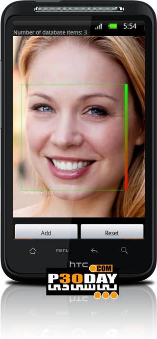 دانلود نرم افزار قفل تشخیص چهره Visidon AppLock Plus v1.6.0 آندروید
