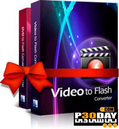 دانلود نرم افزار مبدل ویدیو به فلش Free Video to Flash Converter 5.0.17