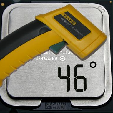 اندازه گیری دقیق دمای هسته پردازنده CPU با Real Temp 3.59.5