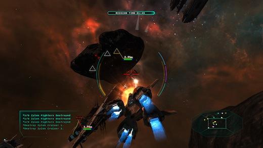 دانلود بازی شبیه ساز شوتر فضایی Star Raiders v1.0