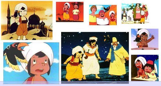 کارتون خاطره انگیز سندباد Arabian Nights Sindbad No Bouken E01-E10