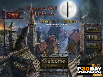 دانلود بازی Shadow Wolf Mysteries: Bane of the Family v2.16.2012