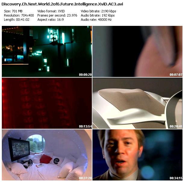 مستند جهان آینده قسمت دوم Next World Future Intelligence