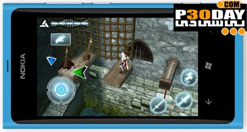 بازی فوق العاده جذاب Assassin's Creed v1.2 ویندوز فون 7