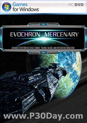 دانلود بازی فضایی مزدور Evochron Mercenary v1.408
