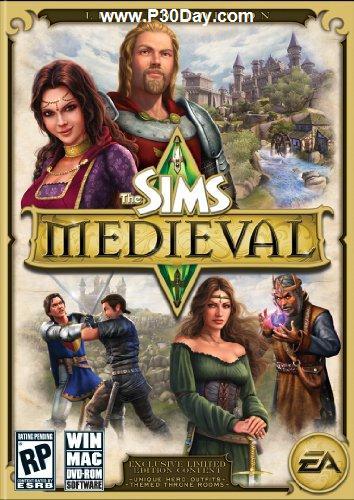 دانلود بازی The Sims Medieval 2011 با لینک مستقیم + کرک