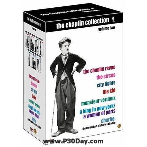 دانلود فیلم های کوتاه چارلی چاپلین Charlie Chaplin: Short Films Volume 1