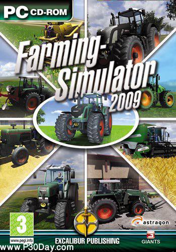 دانلود بازی Farming Simulator 2009