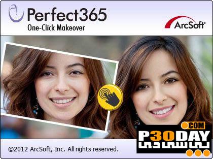 دانلود نرم افزار رتوش ساده تصاویر ArcSoft Perfect365 1.8.0.1
