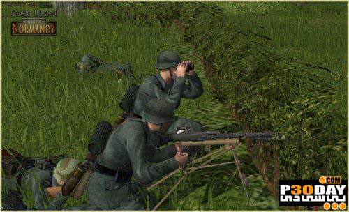 دانلود بازی Combat Mission Battle for Normandy 2011 + کرک