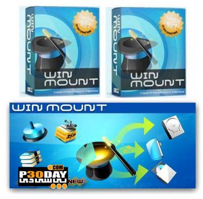 برنامه مدیریت بر روی فایلهای فشرده WinMount v3.5.0719