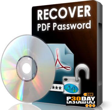 نرم افزار بازیابی پسورد PDF با Advanced PDF Password Recovery Pro v5.05