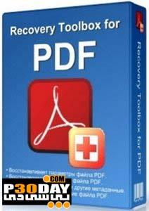دانلود نرم افزار تعمیر و بازسازی PDF با Recovery Toolbox for PDF 2.10.25