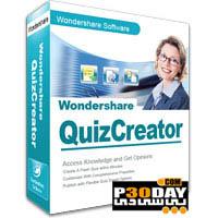 دانلود نرم افزار ساخت امتحانات آنلاین Wondershare QuizCreator 4.5.0.13
