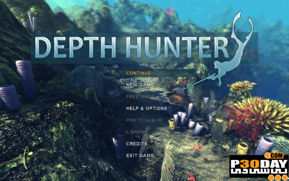 دانلود بازی Depth Hunter 2012 با لینک مستقیم + کرک