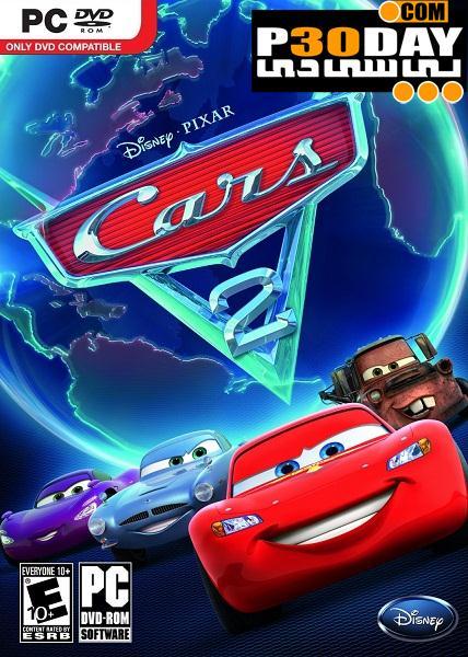 دانلود بازی Cars 2: The Video Game 2011 + کرک