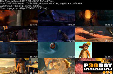 دانلود انیمیشن Puss In Boots 2011 با لینک مستقیم + زیرنویس فارسی
