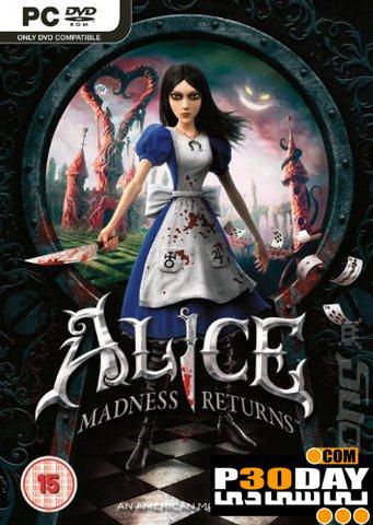 دانلود بازی Alice: Madness Returns 2011 + کرک