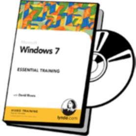 دانلود رایگان آموزش کامل تصویری ویندوز 7 Lynda Windows 7 Training