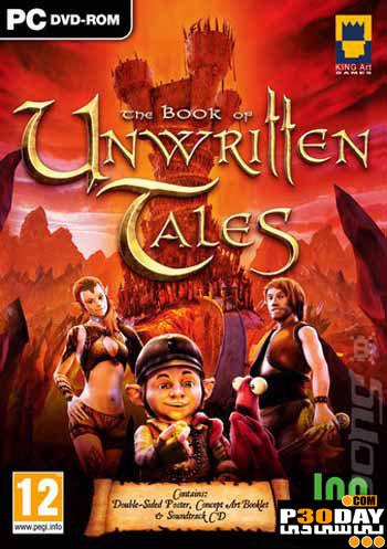 دانلود بازی The Book of Unwritten Tales 2011 + کرک