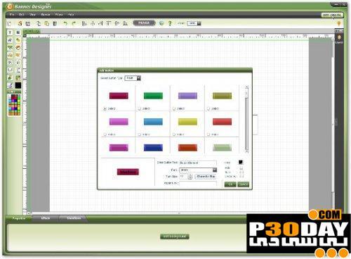 نرم افزار طراحی بنر WebSmartz Banner Designer Pro 5.1.0.0