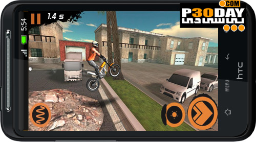 دانلود سری جدید بازی آندروید Trial Xtreme 2 HD v2.15
