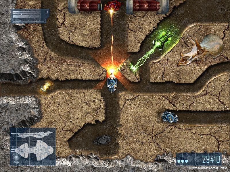 دانلود بازی تانکی Tunnelers v0.80
