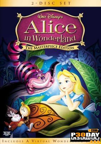 دانلود انیمیشن آلیس در سرزمین عجایب Alice in Wonderland 1951