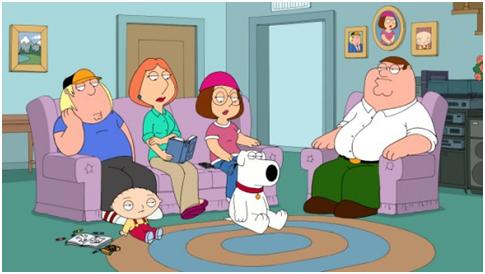 دانلود انیمیشن Family Guy - مرد خانواده - فصل نهم بصورت کامل ( 18 قسمت )