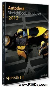دانلود نرم افزار رسم و نقاشی Autodesk SketchBook Designer 2012