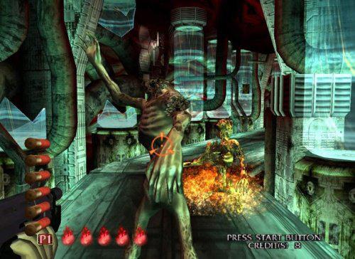 دانلود بازی The House of The Dead 3