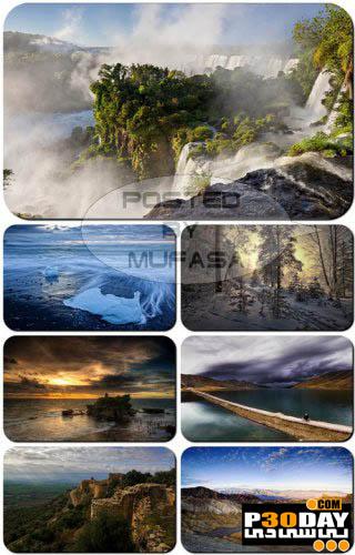 دانلود مجموعه 60 عکس فوق العاده زیبا و با کیفیت از طبیعت
