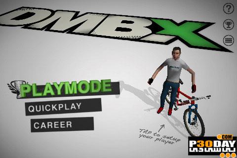 بازی هیجانی و فوق العاده زیبای DMBX – Mountain Biking آیفون