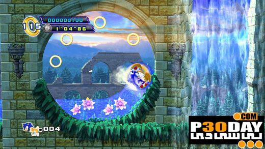 دانلود بازی Sonic the Hedgehog 4 Episode 2 + کرک