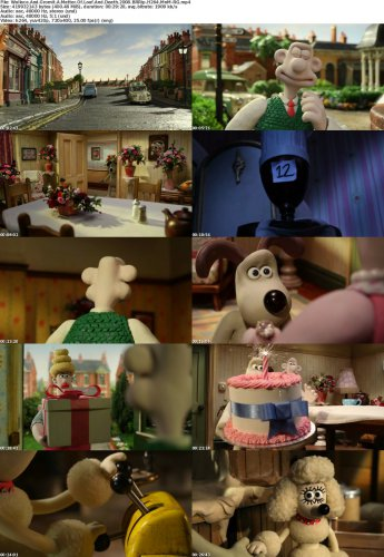 دانلود کارتون Wallace And Gromit A Matter Of Loaf And Death 2008